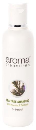 aroma treasures tea tree shampoo