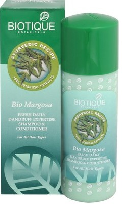 biotique bio margosa anti dandruff shampoo