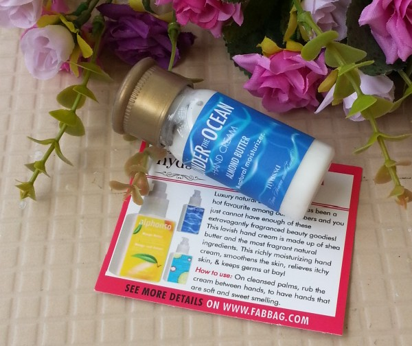 fab bag august 2014 review 5
