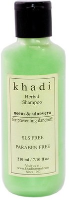 khadi neem & aloevera shampoo