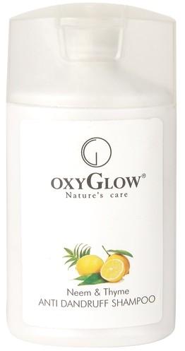 oxyglow neem & thyme anti dandruff shampoo