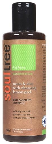 soultree neem & aloe with cleansing lemon peel