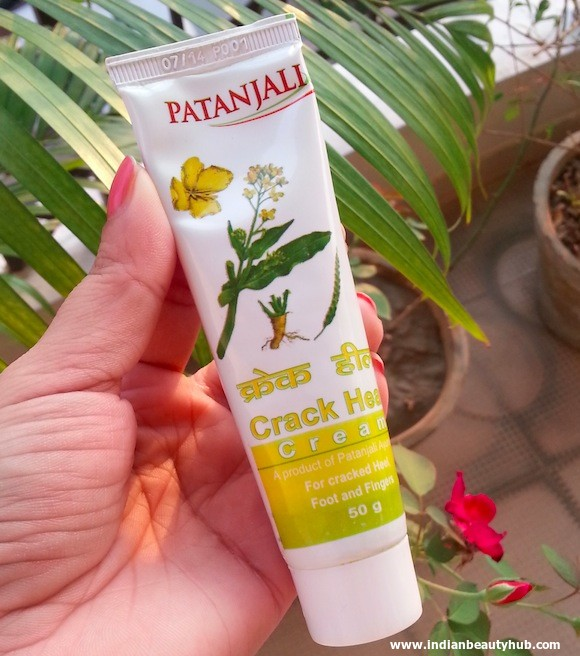Patanjali Crack Heal Cream Review 3