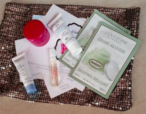 my envy box september 2014 review