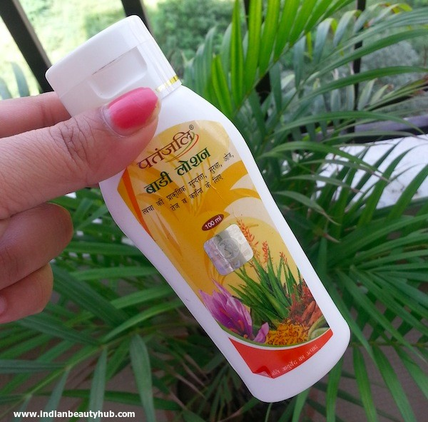 patanjali body lotion review 4