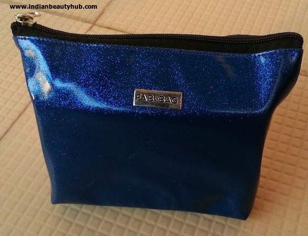 Fab Bag October 2014 Review 5