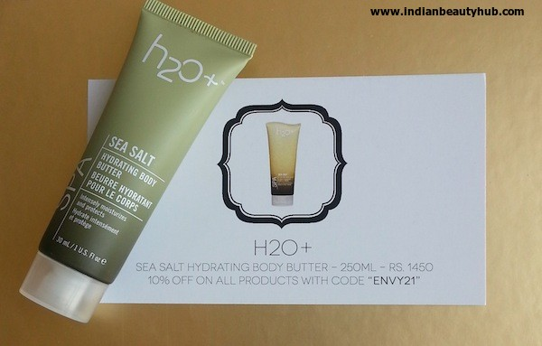 My Envy Box October 2014 Review 16