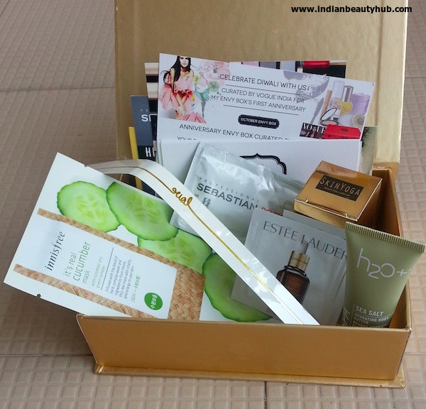 My Envy Box October 2014 Review 4