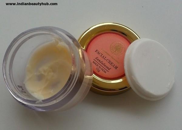 Forest Essentials Facial Cream Review 4