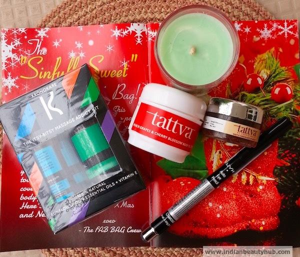 Fab Bag December 2014 Review 17