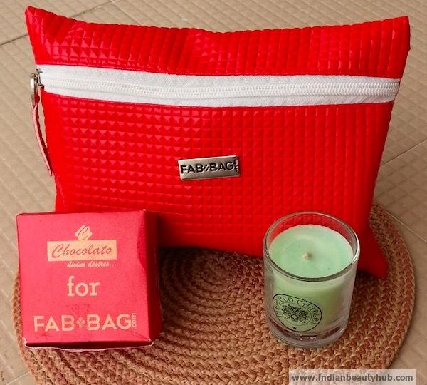 Fab Bag December 2014 Review 19