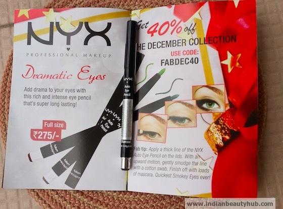 Fab Bag December 2014 Review 21