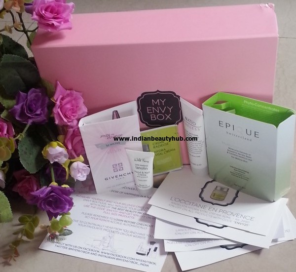 My Envy Box 6 months Subscription price 5