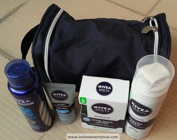 Nivea Men Grooming Kit Review5