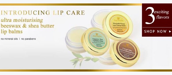 just herbs lip balms