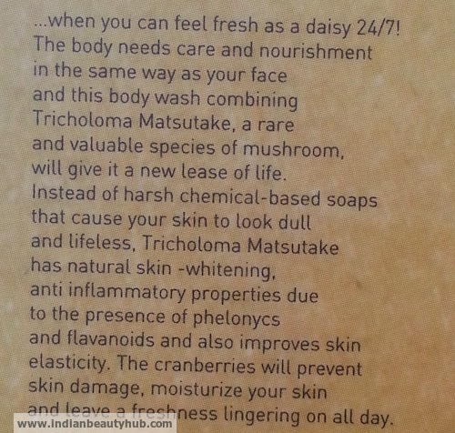 W2 (Why Wait) Cranberry Hydrating Body Wash Review 9