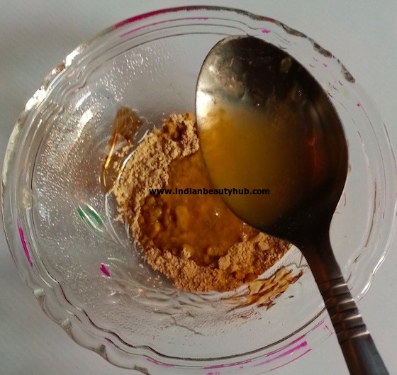homemade face pack for glowing skin 5