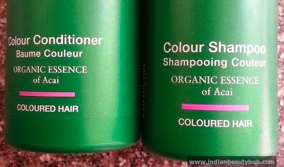Schwarzkopf Essensity Colour Shampoo, Conditioner Review 4