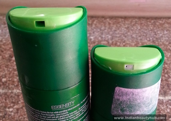Schwarzkopf Essensity Colour Shampoo, Conditioner Review