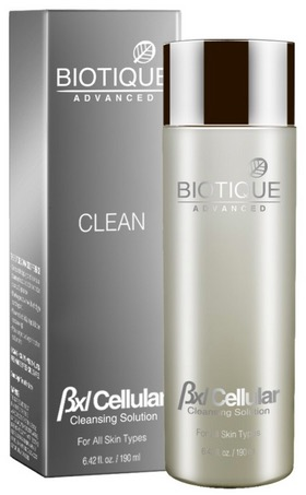 biotique bxl cellular cleansing oil