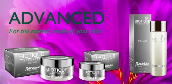 Biotique Advanced BXL Cellular Skin Care Range