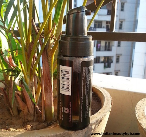 lakme absolute skin gloss facial foam review