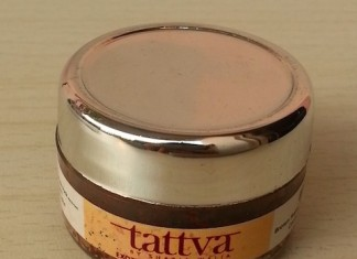 Tattva Exotic Chocolate Lip Scrub Review