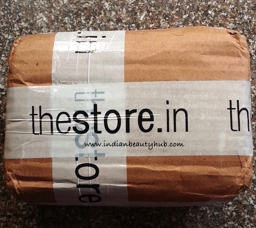 Online Shopping Experience with thestore.in