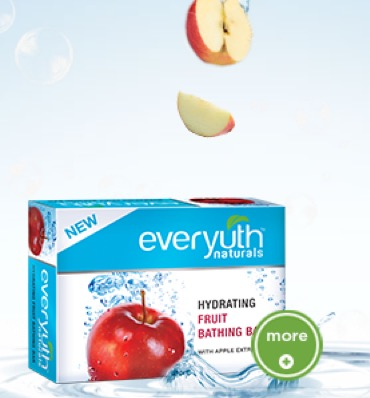Everyuth Naturals Bathing Bar