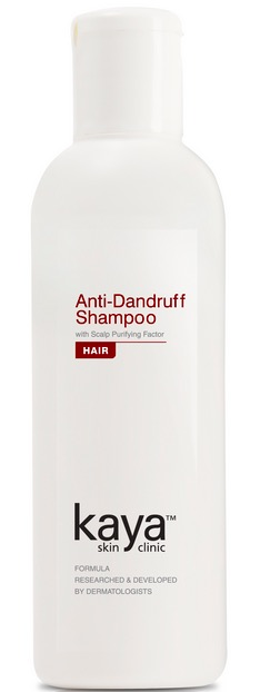 Kaya Anti Dandruff Shampoo with Scalp Purifying Factor
