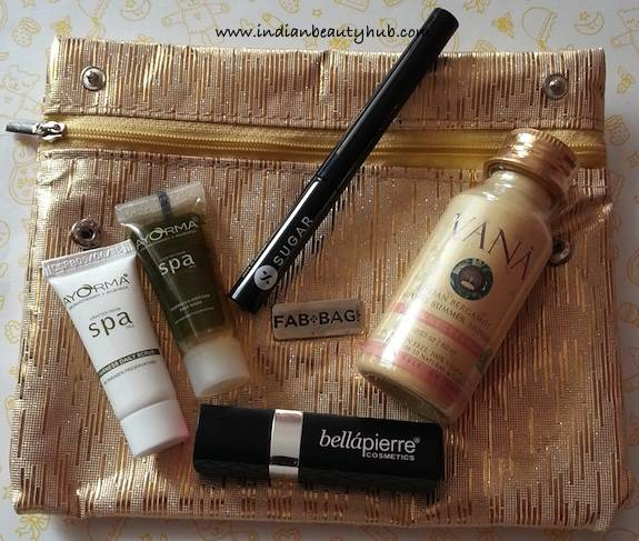 Fab Bag July 2015 Review 7