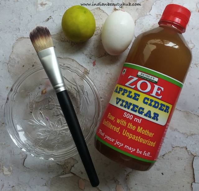 Quick Homemade DIY Face Mask for Open Pores1