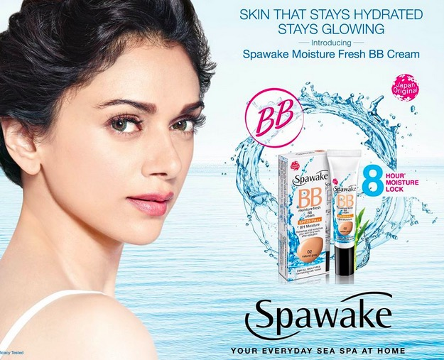 Spawake Moisture Fresh BB Cream & Whitening Triple Care Serum