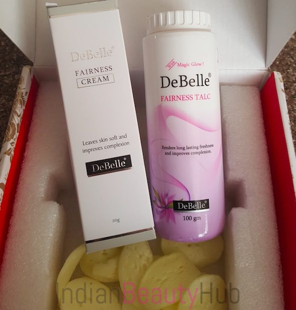 DeBelle fairness cream_2