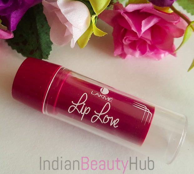Lakme Lip Love Lip Care Grape Lip Balm Review