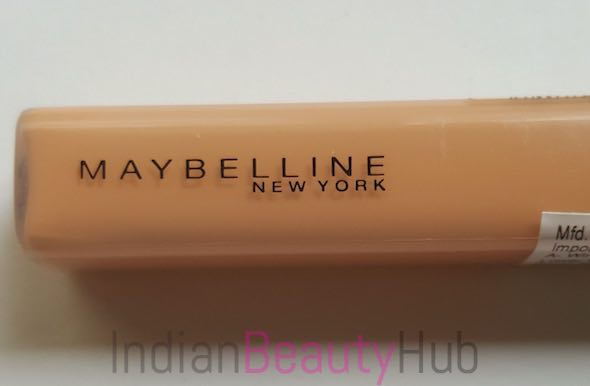 Maybelline Fit Me Concealer Review_2