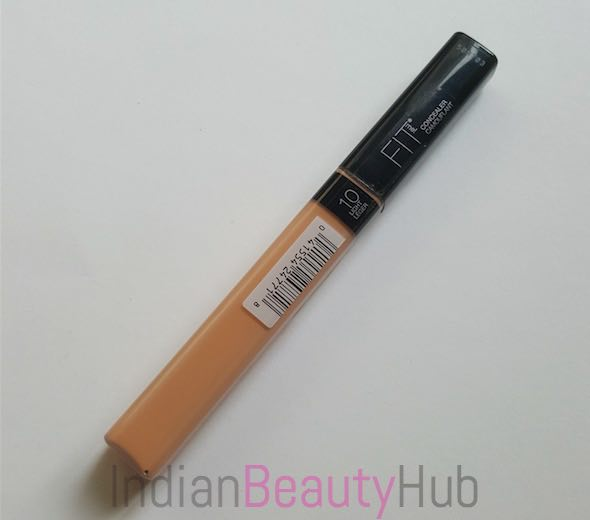Maybelline Fit Me Concealer Review_5