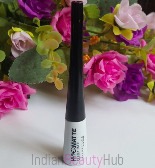 Maybelline Hyper Matte Liquid Liner Review_0