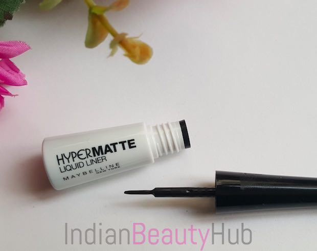 Maybelline Hyper Matte Liquid Liner Review_2
