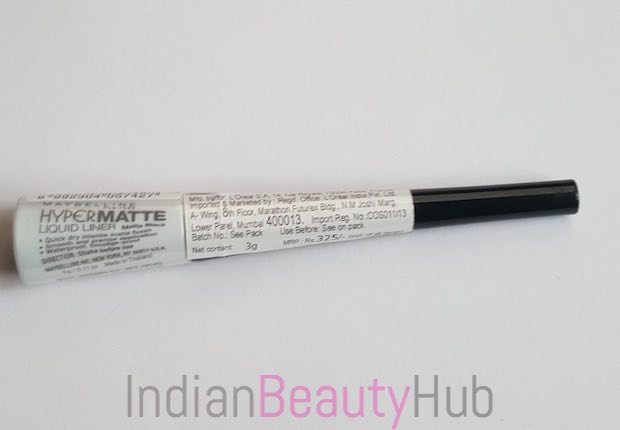 Maybelline Hyper Matte Liquid Liner Review_4