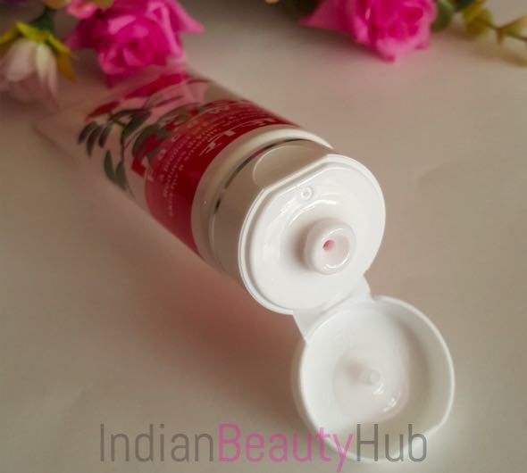 Patanjali Rose Face Wash Review_1