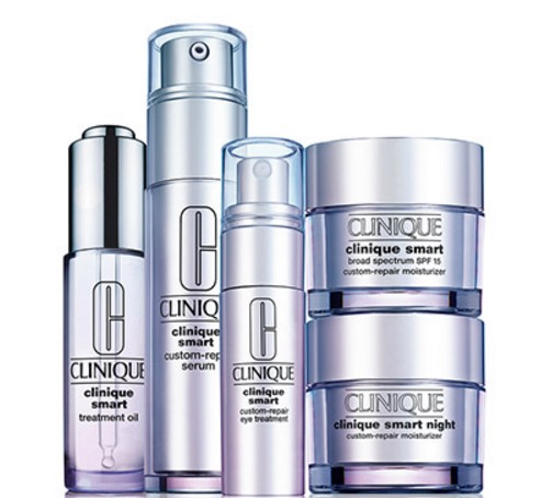 New! Clinique Smart Custom Repair Moisturizer, Eye Treatment, Serum