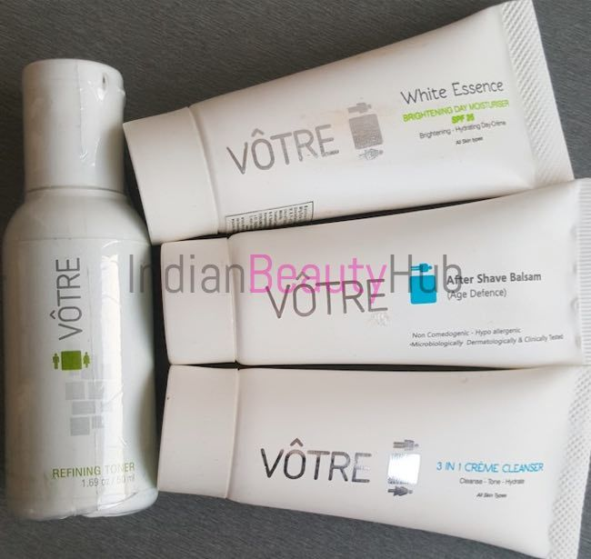 votre daily skincare ritual for men_5
