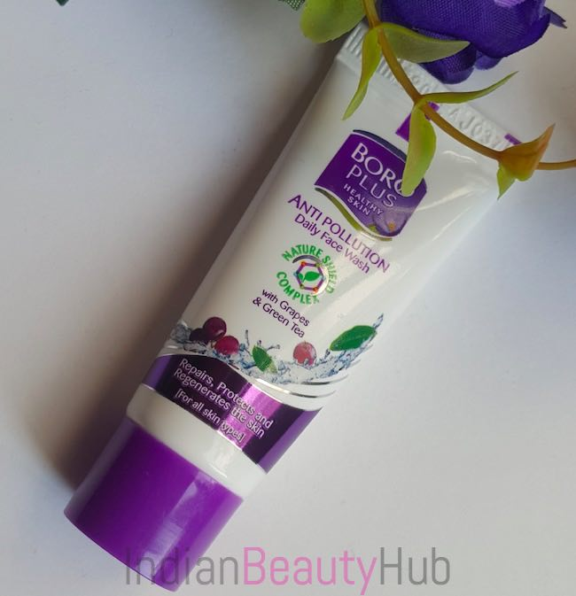 Boro Plus Anti Pollution Daily Face Wash Review