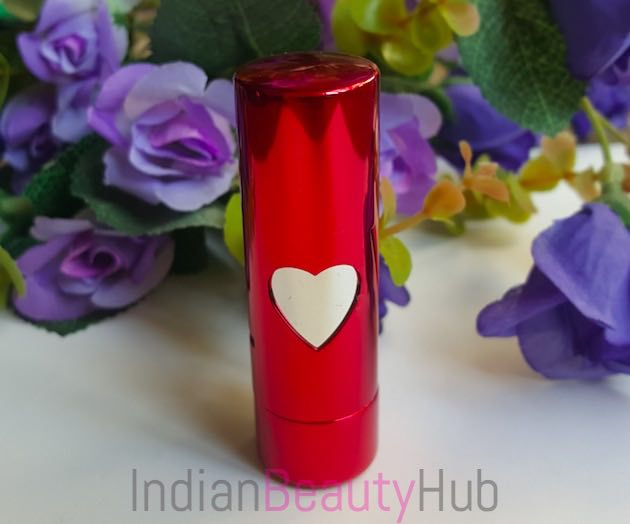Lakme Lip Love Mandarin Crush Lipstick Review, Swatches