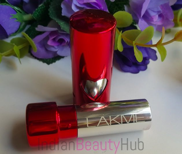 Lakme Lip Love Mandarin Crush Lipstick Review, Swatches_3
