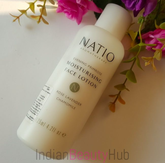Natio Evening Primrose Moisturising Face Lotion Review_5