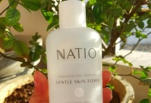 Natio Rosewater and Chamomlie Gentle Skin Toner Review