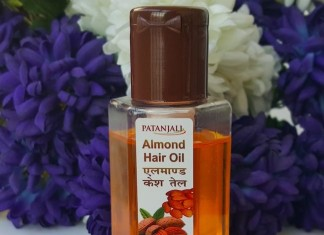 Patanjali Almond Hair Oil Review