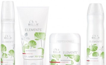 Wella Professionals Elements Haircare Range
